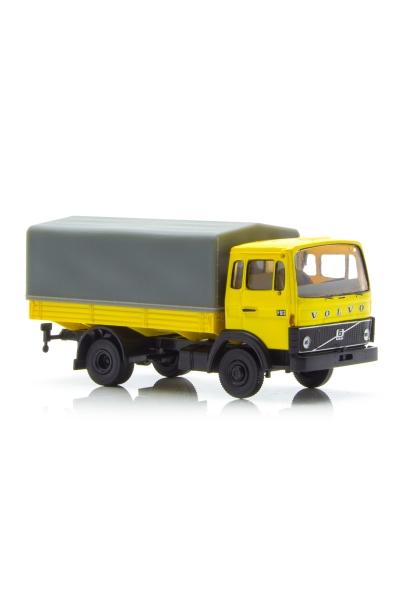 Brekina 34750 Автомобиль Volvo F613 P/P желтый 1/87