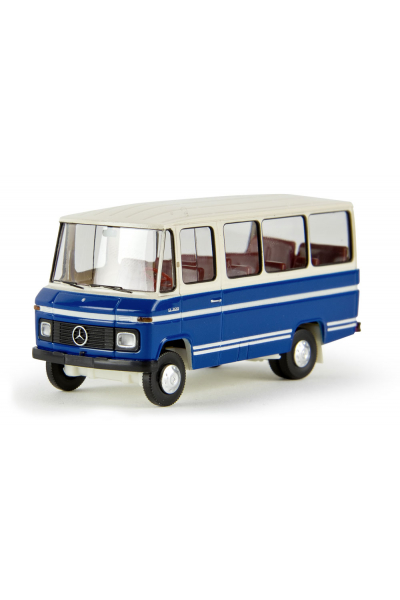 Brekina 36701 Автомобиль MB O 309 Bus 60er-Jahre 1/87