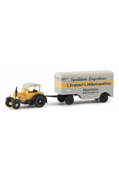 Brekina 39355 Трактор Lanz Eil-Bulldog 1/87