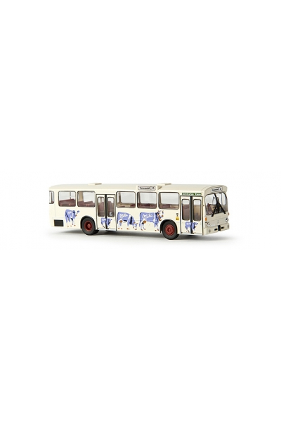 Brekina 50712 Mercedes Benz O 305 Stadtbus BVG/Milka 1/87