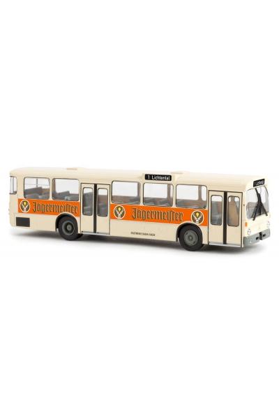 Brekina 50764 Автобус MB O 305 Jagermeister Baden-Baden 1/87