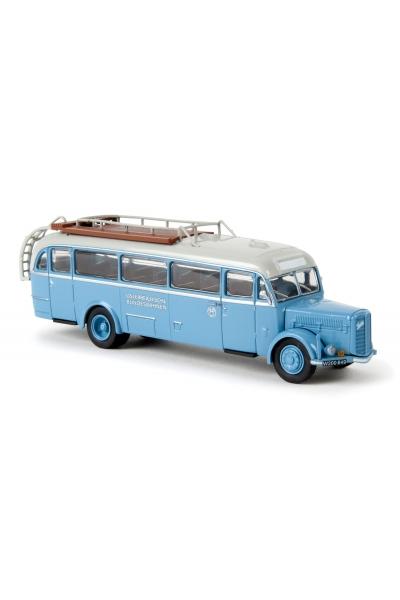 Brekina 58072 Авотбус Saurer BT4500 OBB 1/87