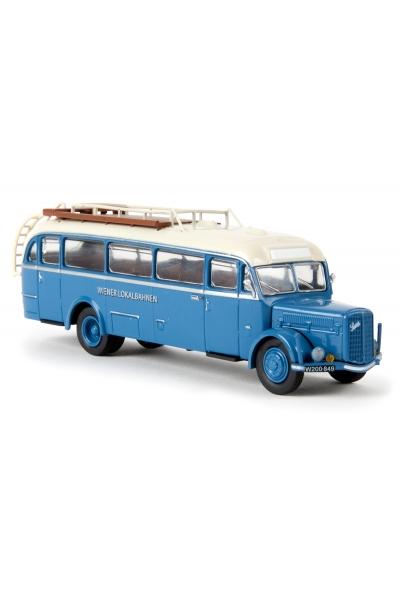 Brekina 58073 Автобус Saurer BT4500 Wiener Lokalbahn 1/87