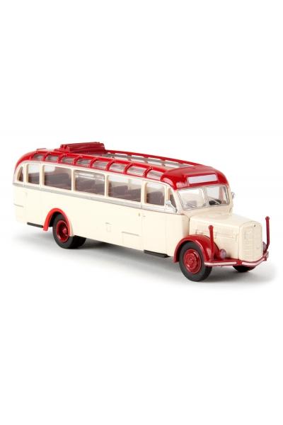 Brekina 58076 Автобус Saurer BT4500 1/87