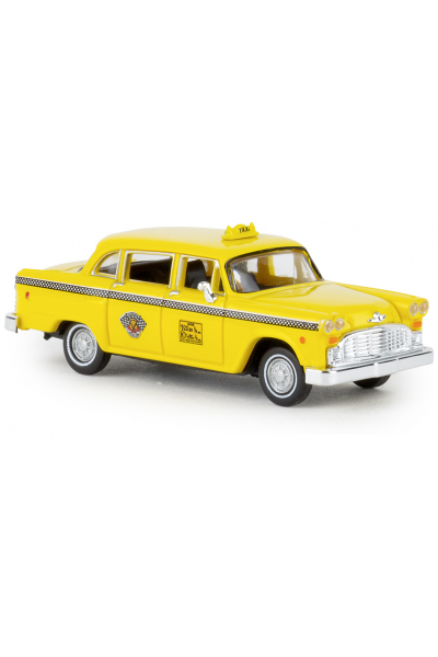Brekina 58921 Автомобиль Checker Cab New York 1/87