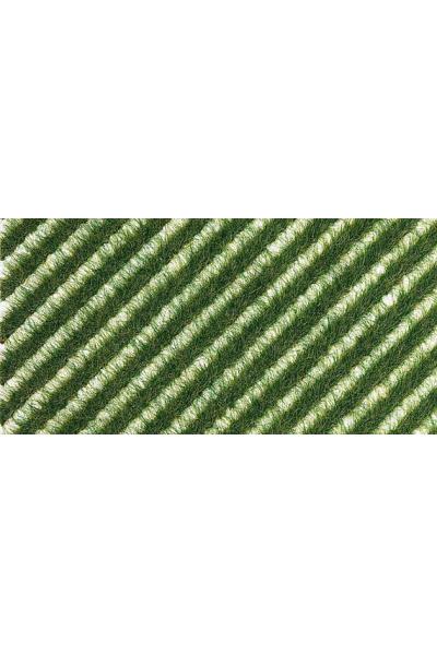 Busch 1343 Полосы летний травы 148x105мм H0/TT/N