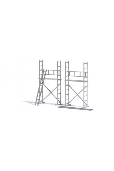 Busch 1373 Металлические строительные леса 1/87
