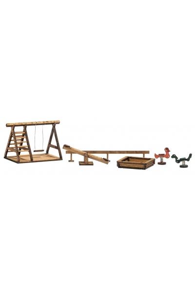 Busch 1485 Детская площадка 1/87