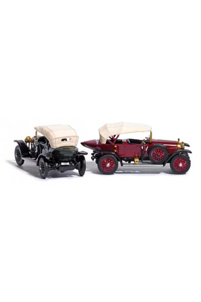 Busch 38395 Автомобиль Audi Typ C Alpensieger Cabrio 1914 1/87