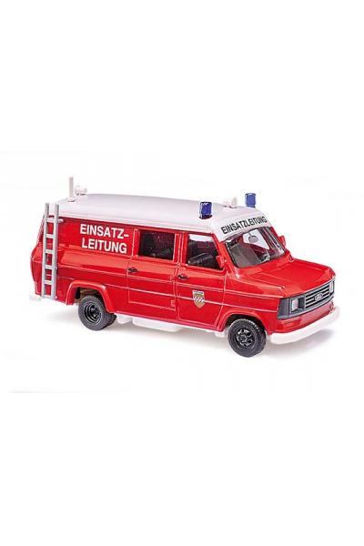 Busch 42401 Автомобиль Ford Transit 1965 THW Epoche III 1/87