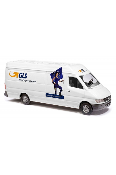 Busch 47850 Автомобиль Mercedes-Benz Sprinter GLS 1/87