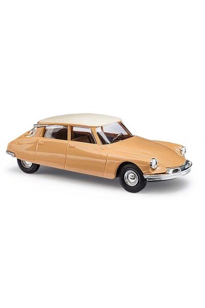 Busch 48022 Автомобиль Citroen DS19 1955 Epoche III 1/87