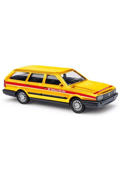 Busch 48116 Автомобиль VW Passat Telekom Service 1/87