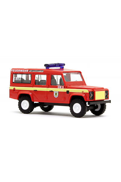 Busch 50307 Автомобиль Land Rover Defender THW Epoche IV 1/87