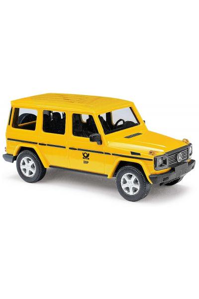 Busch 51429 Автомобиль Mercedes G 90 Deutsche Post 1/87