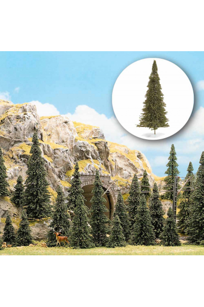 Busch 6571 Набор деревьев 30шт 30-60мм H0/TT
