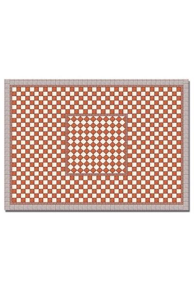 Busch 7413 Плитка 210X148мм (картон) 2шт 1/87
