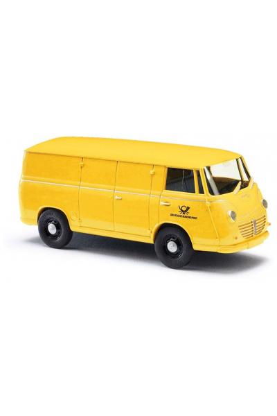 Busch 94035 Автомобиль Goliath Kasten Bundespost 1/87