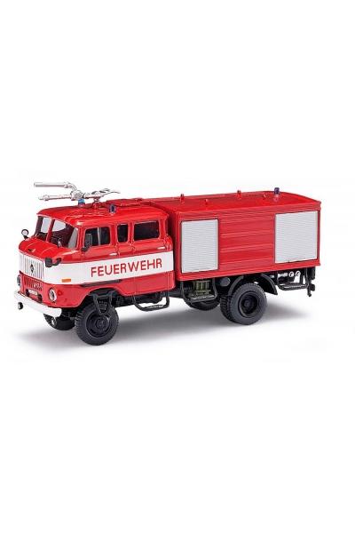 Busch 95124 IFA W50 GMK пожарный 1/87