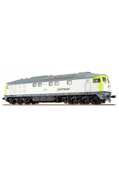 ESU 31164 Тепловоз 232-04 Captrain Epoche VI 1/87