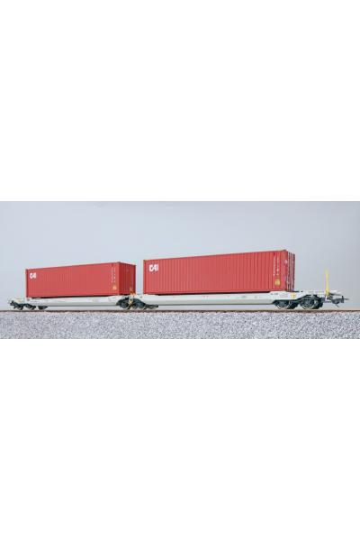 ESU 36540 Набор вагонов Sdggmrs, 37 84 499 3 173-2 NL-AAEC Epoche VI 1/87