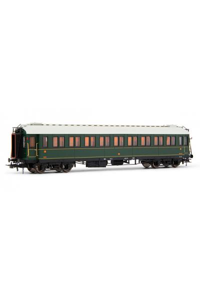 Electrotren 15001 Вагон пассажирский MZA - CWffv 278 RENFE Epoche II 1/87