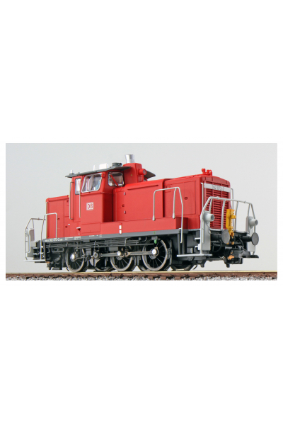 ESU 31412 Тепловоз V60 362 873 DB-AG ЗВУК DCC Epoche VI 1/87