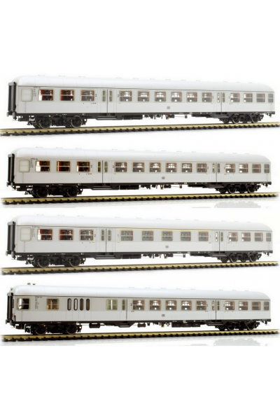 ESU 36460.4 Набор пассажирских вагонов DB Epoche III 1/87