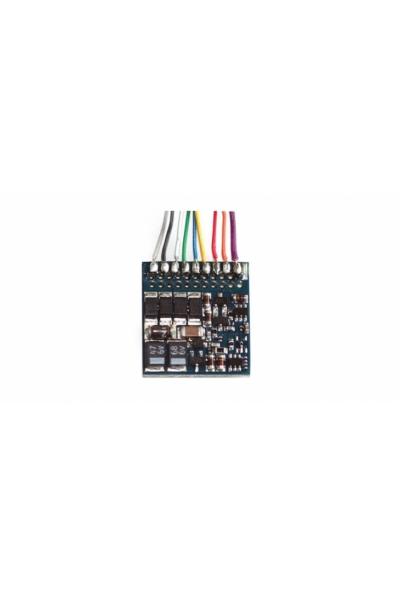 Декодер функциональный MM/DCC/SX 8-pin NEM 652
