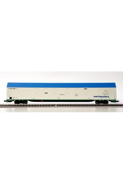 Eurotrain 0009 Вагон для перевозки автомобилей РЖД эпоха V 1/87