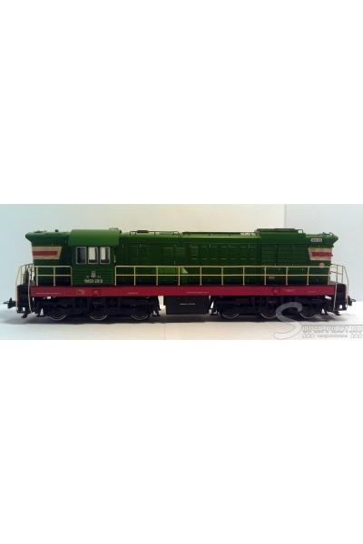 Eurotrain 3002 Тепловоз ЧМЭ3-2916 СЖД эпоха IV 1/87