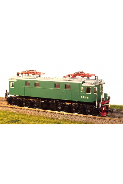 Eurotrain 3013 Электровоз ВЛ 19 61 ОКТ ЖД эпоха II-IV 1/87