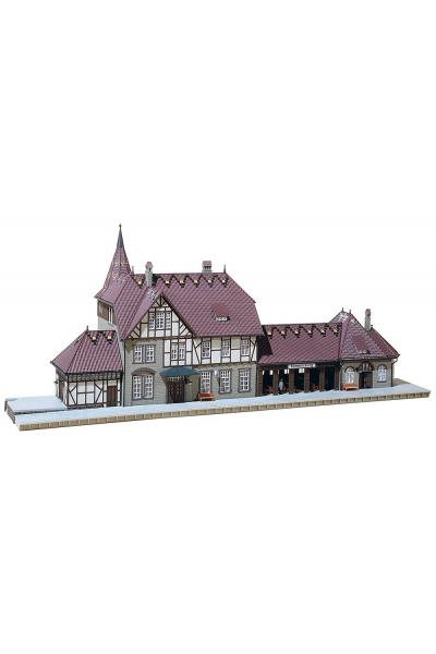 Faller 110116 Вокзал Schwarzburg 1/87