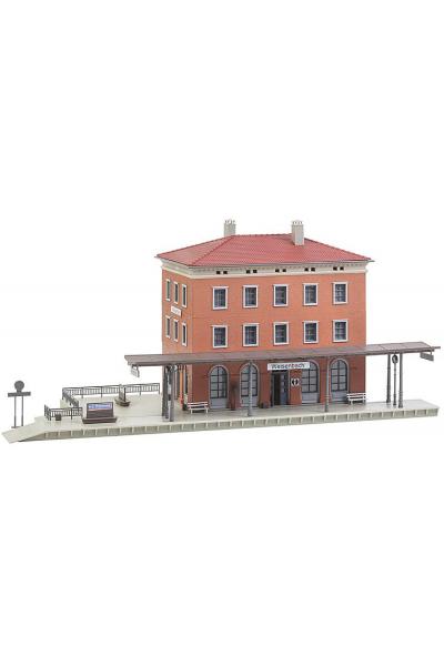 Faller 110135 Вокзал Weisenbac 1/87