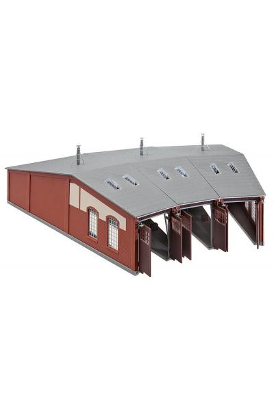 Faller 120177 Веерное депо на 3 стола 1/87