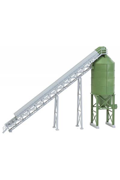 Faller 130174 Ёмкость для цемента с загизочной лентой 1/87
