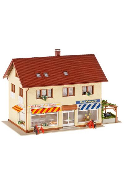 Faller 130489 Дом с пекарней 1/87