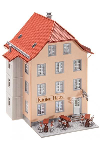 Faller 130493 Жилой дом с кафе 1/87