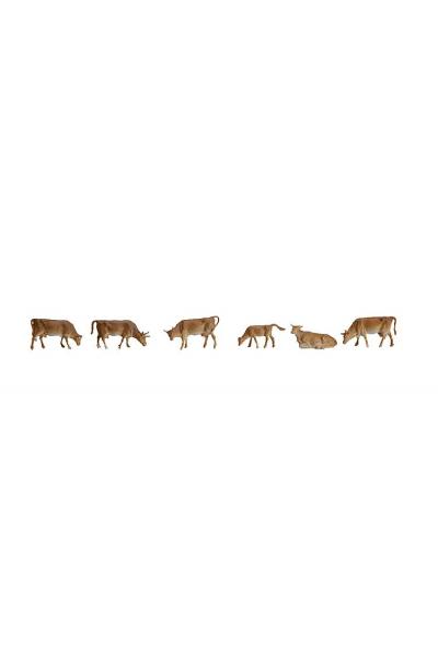 Faller 154011 Коровы 1/87