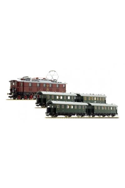 Fleischmann 481701 Набор EP 5+4 вагона DRG Epoche II 1/87