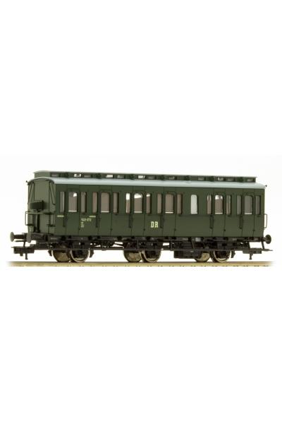 Fleischmann 507052 Вагон пассажирский C3 pr 11 DR Epoche III 1/87 RO