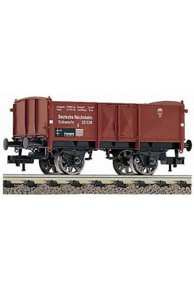 Fleischmann 5211 Вагон грузовой Bauart O Schwerin DRG Epoche II 1/87