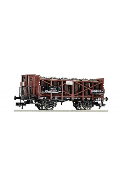 Fleischmann 5221 Вагон Firma Staub & Co DRG Epoche II H0