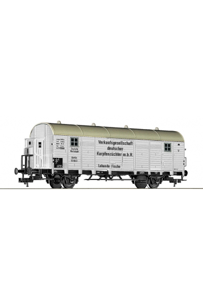Fleischmann 530902 Вагон грузовой Bauart G DRG Epoche II 1/87