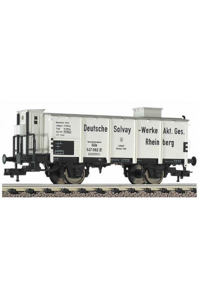 Fleischmann 5449 Вагон Deutsche Solvay-Werke Rheinberg DRG Epoche II 1/87