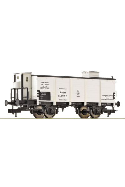 Fleischmann 544902 Вагон грузовой DRG Epoche II 1/87