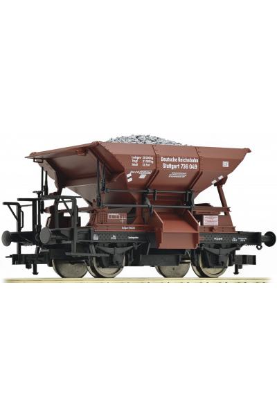 Fleischmann 550602 Вагон грузовой Talbot DRG Epoche II 1/87