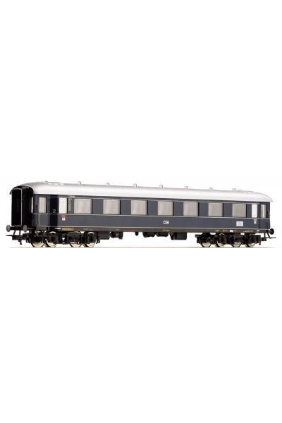 Fleischmann 563105 Вагон пассажирский B4ue DB Epoche III 1 /87 RO