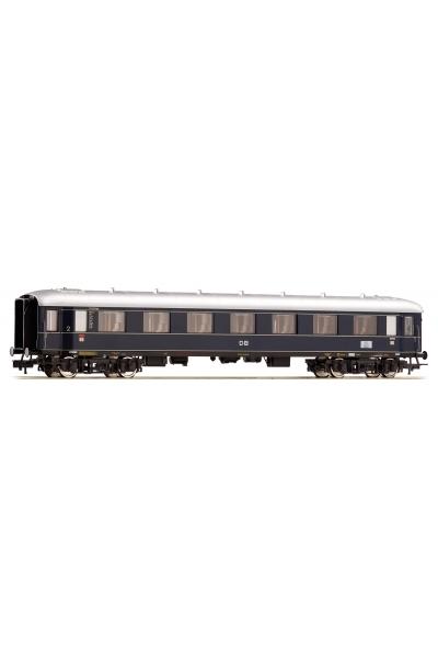 Fleischmann 563207 Вагон пассажирский B4ue DB Epoche III 1 /87 RO