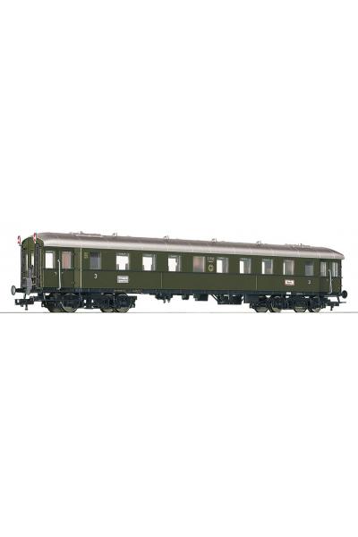 Fleischmann 567703 Вагон пассажирский C4ywe-30/50 Z DRG Epoche II 1/87